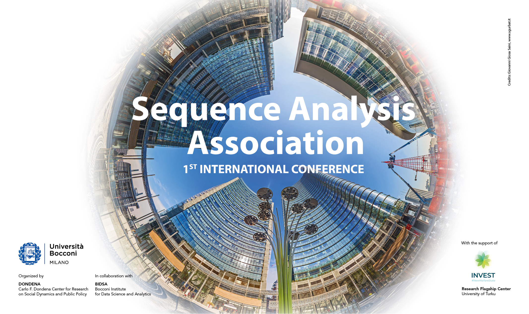1st International Conference of Sequence Analysis Association